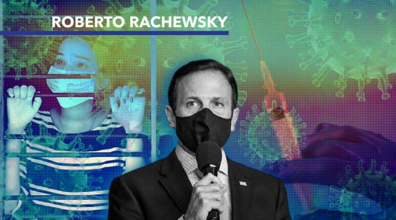 Uso de máscara, vacina obrigatória e a estratégia autoritária