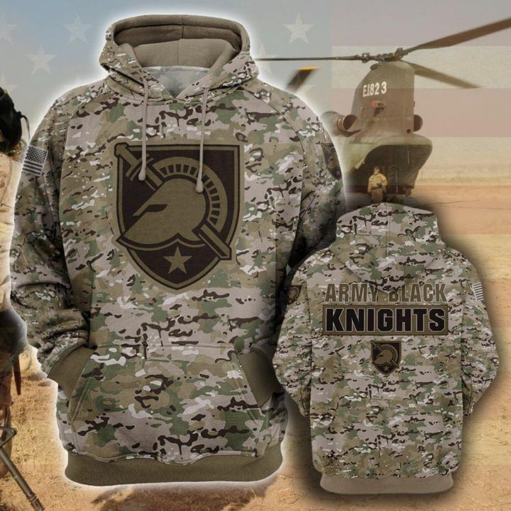 Army Black Knights Camouflage Pattern 3d Printed Hoodie 3d 3d Graphic Printed Tshirt Hoodie Up To 5xl