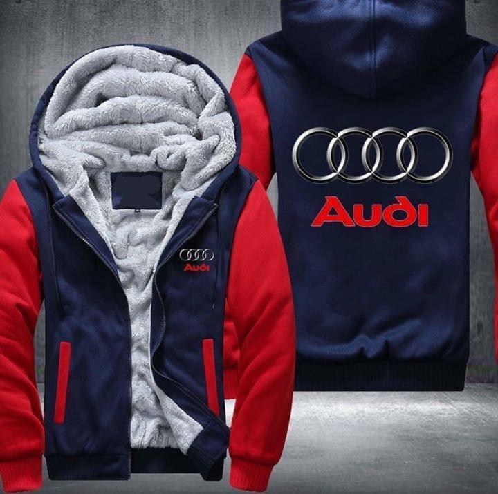 Audi Fan Fleece Zip Hoodie 3d 3d Graphic Printed Tshirt Hoodie Up To 5xl