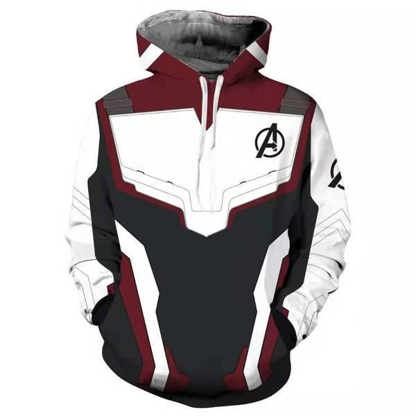 Avenger Endgame Battle Suit 3d Full Print 1 3d Graphic Printed Tshirt Hoodie Up To 5xl