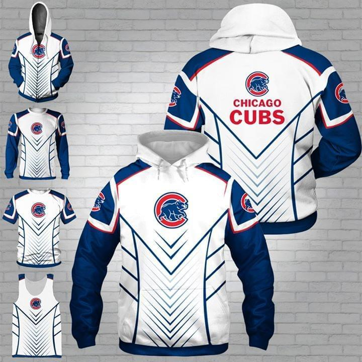 Chicago Cubs For Cubs Fan 3d Printed Hoodie 3d Graphic Printed Tshirt Hoodie Up To 5xl
