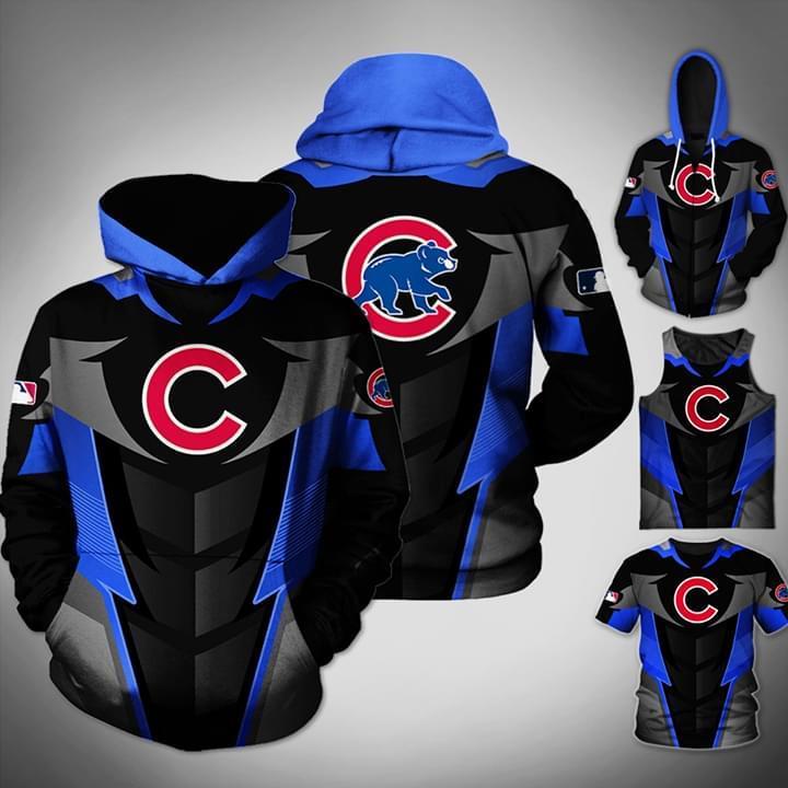 Chicago Cubs Mlb 3d Printed Hoodie 3d Graphic Printed Tshirt Hoodie Up To 5xl