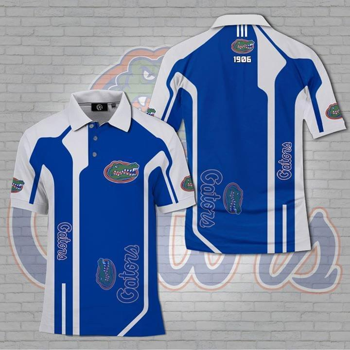 Florida Gators Ncaa Fan Polo 3d Printed Polo 3d Graphic Printed Tshirt Hoodie Up To 5xl