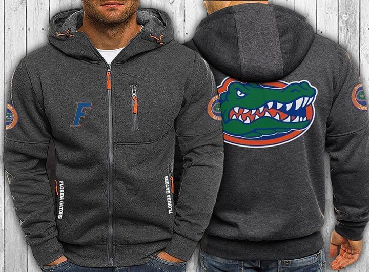 Florida Gators Ncaa For Gators Fan Zip Hoodie 3d 3d Graphic Printed Tshirt Hoodie Up To 5xl