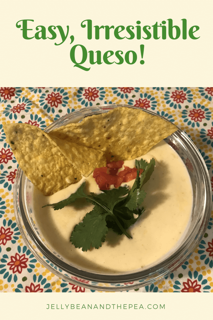 This queso is made with real, fresh, quality ingredients and is impossible to resist!
