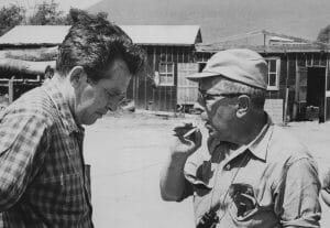 Leo Hurwitz directs actor James Broderick, Essay On Death