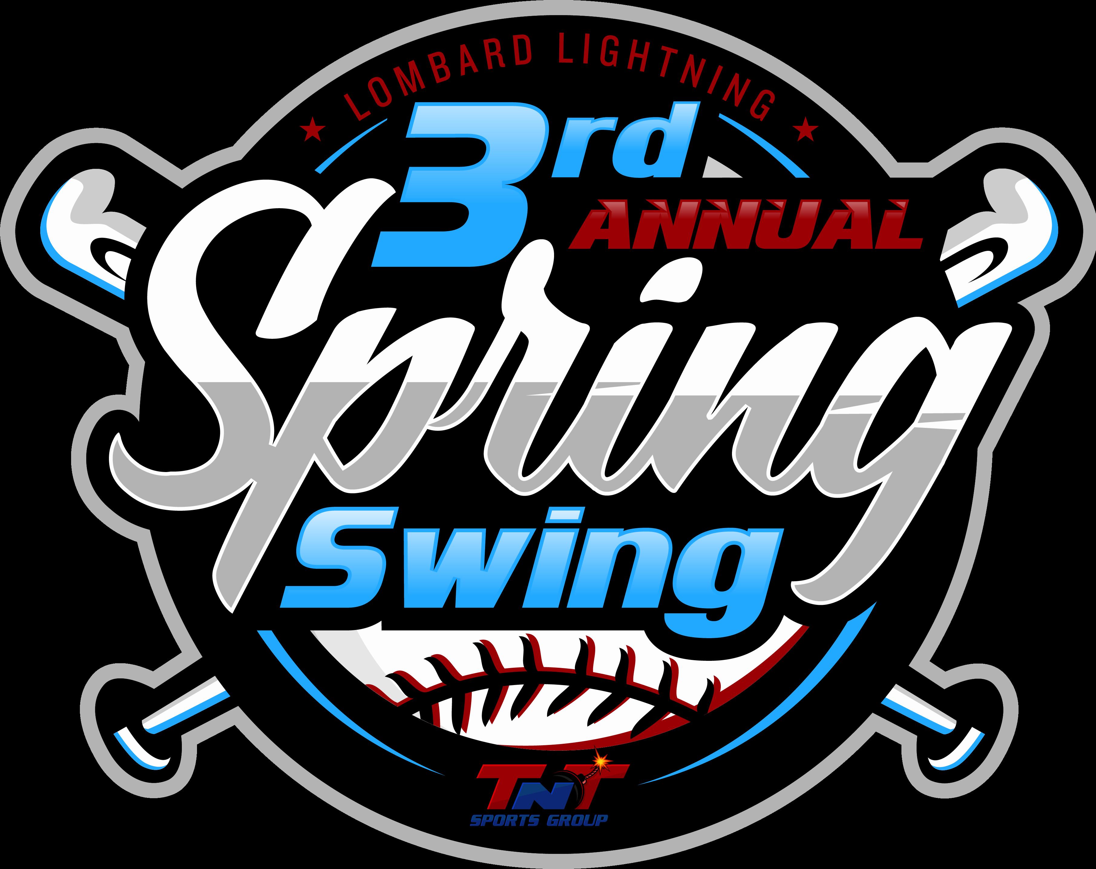 Lombard Lightning Spring Swing