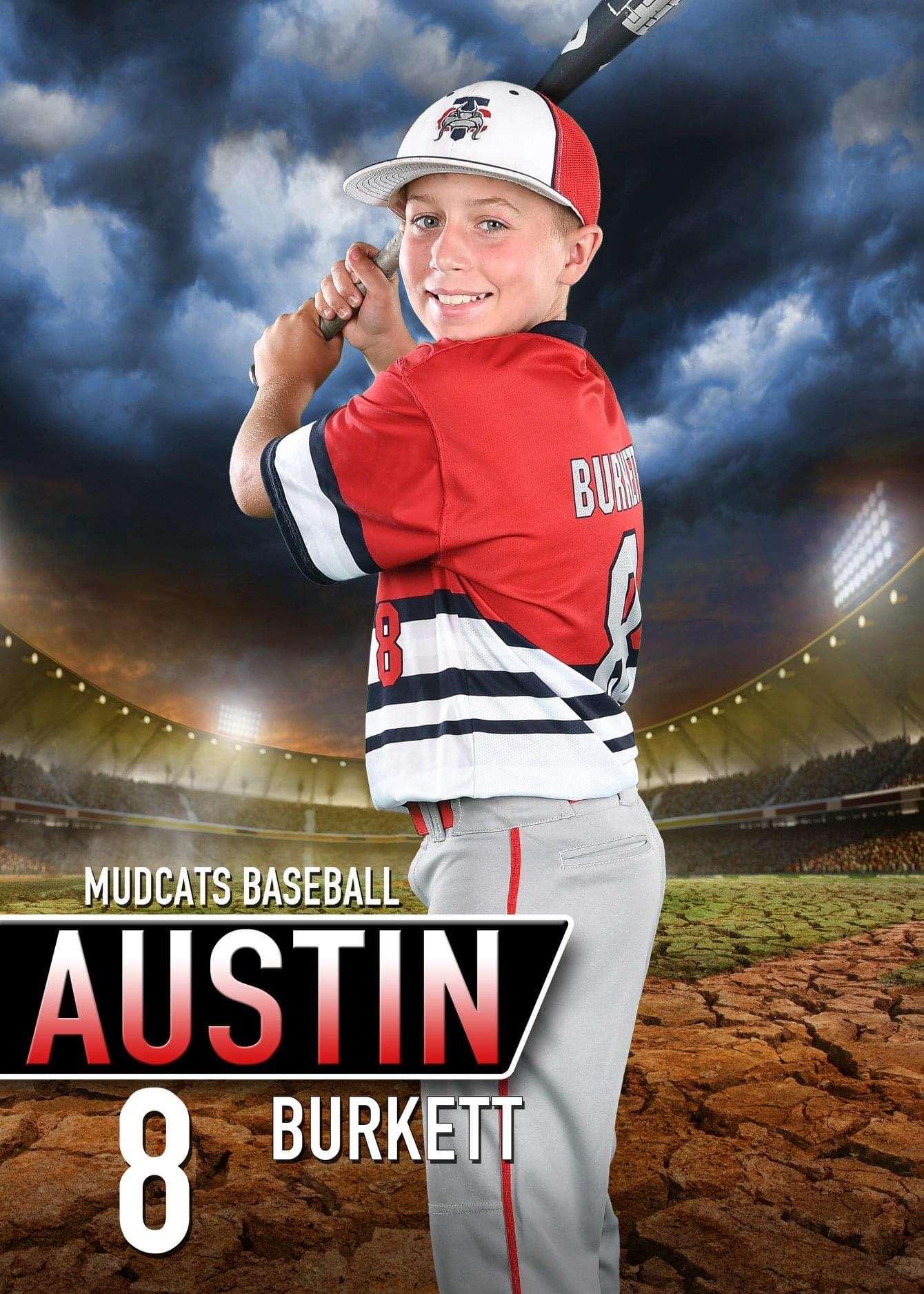 Austin Burkett
