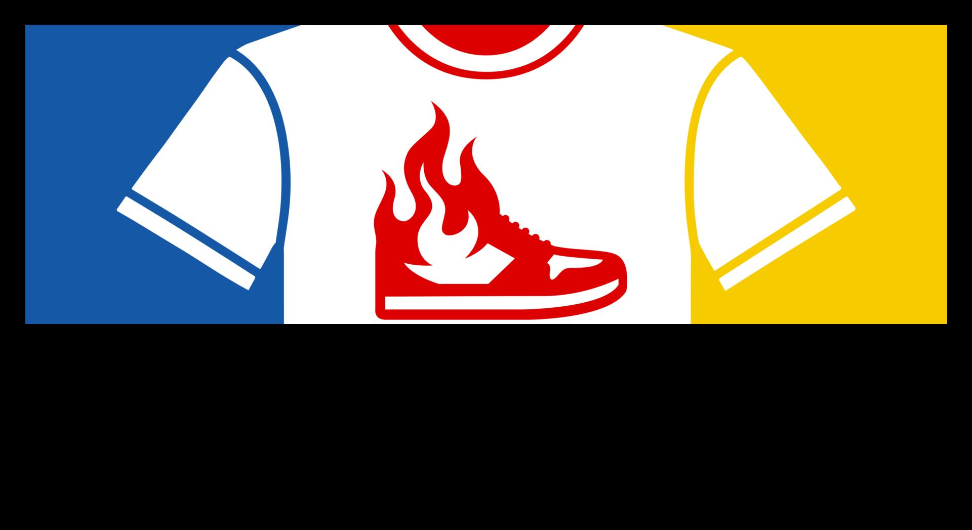 Custom Sneaker Matching T-Shirts to Match Kicks