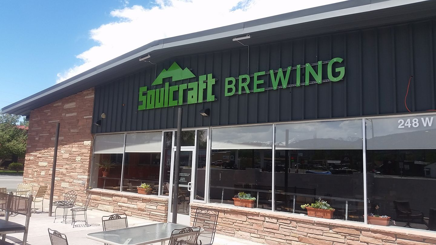 SoulCraft Brewing Co. Chaffee County Colorado