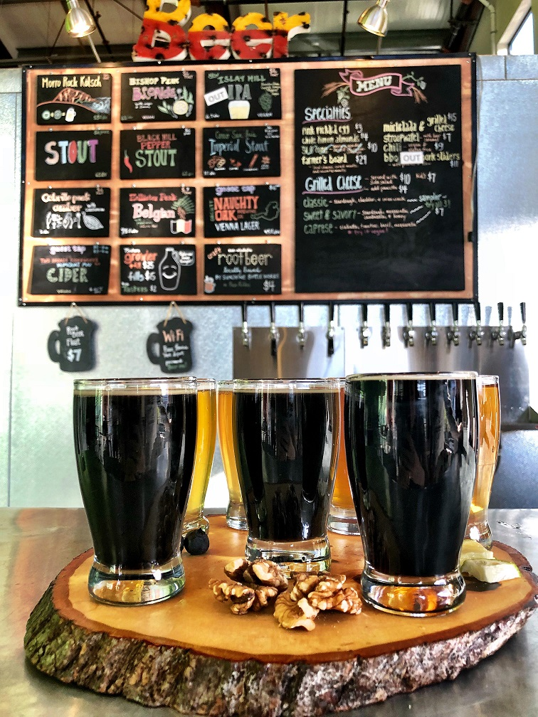 7Sisters Brewing | Committed To Sustainability