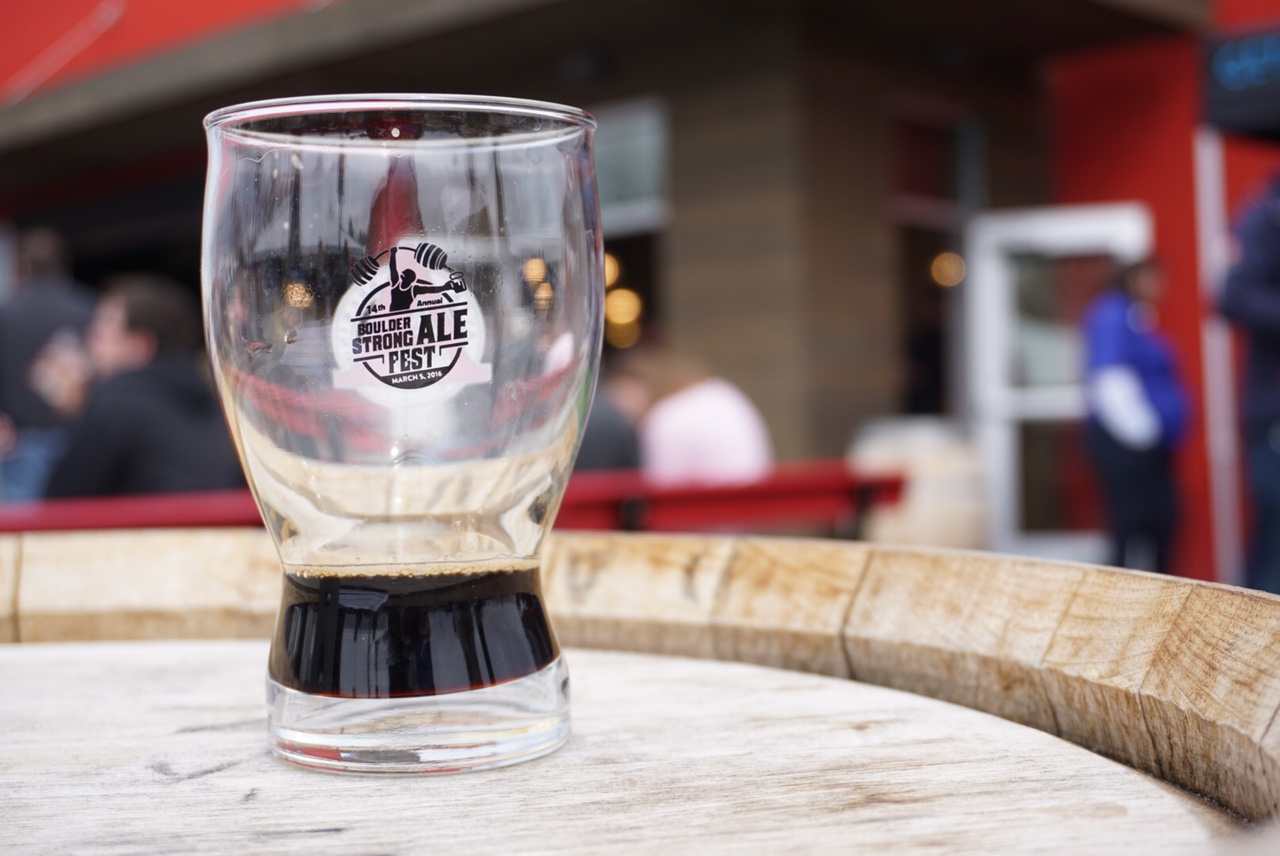 14th Annual Avery Strong Ale Fest