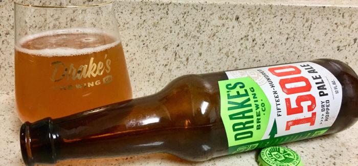 Drake's Brewing Co.   1500 Dry Hopped Pale Ale