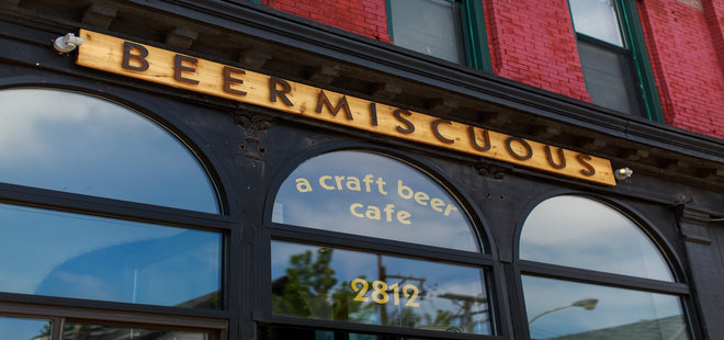 Beermiscuous | Chicago's New Go-To Beer Cafe