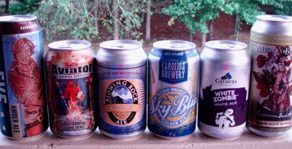 North Carolina Cans
