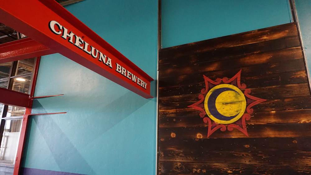 Cheluna Brewing Company Denver, CO Stanley Marketplace
