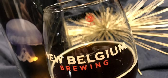 New Belgium's Lost in the Woods: A Psychedelic Celebration of Sours