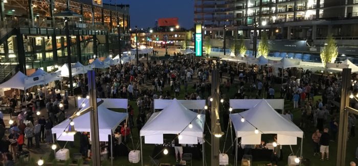 Event Recap   Craft and Cuisine at The Park at Wrigley