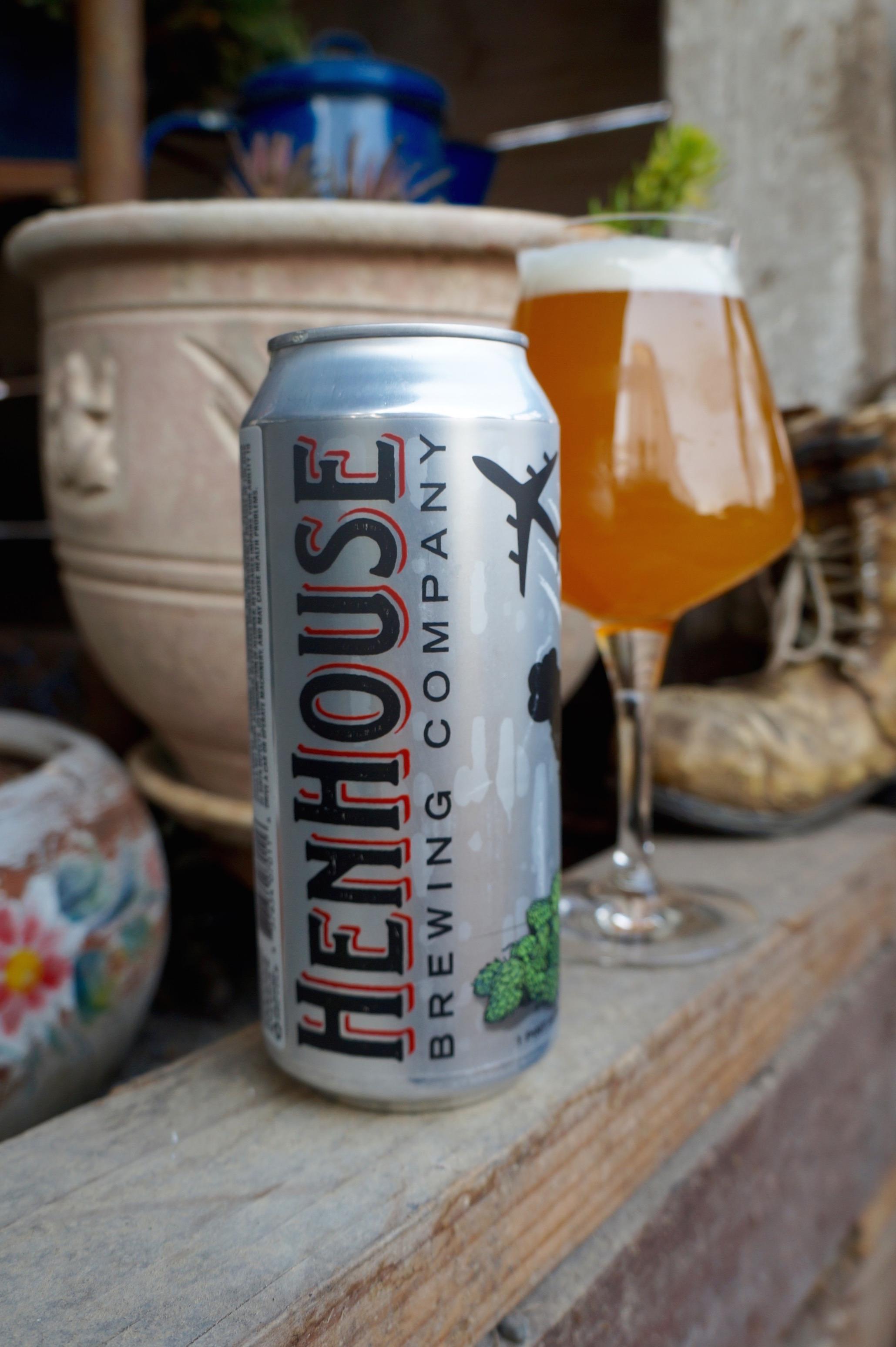 HenHouse Brewing Chemtrails