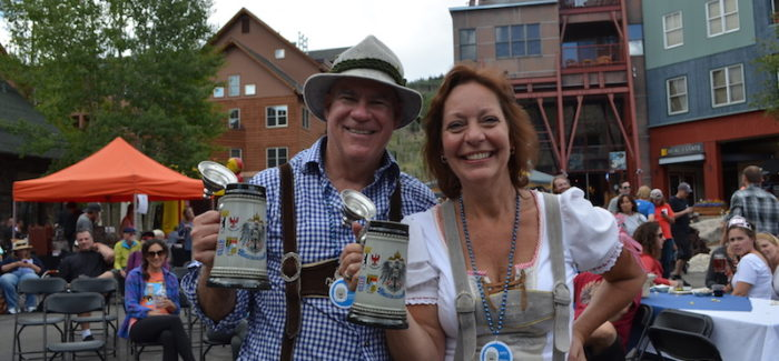 Craft Beer Guide to Colorado's Oktoberfest Celebrations