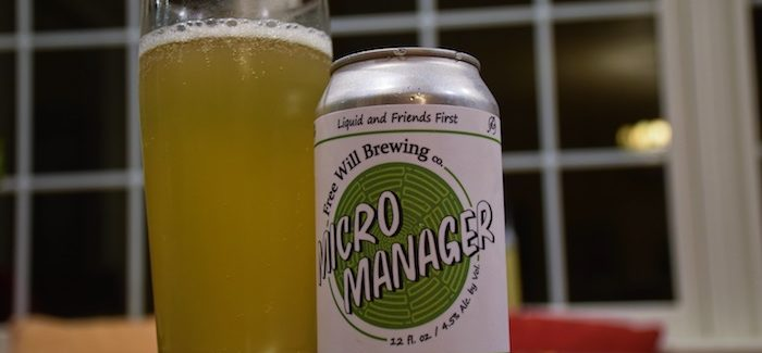 Free Will Brewing Company | Micromanager