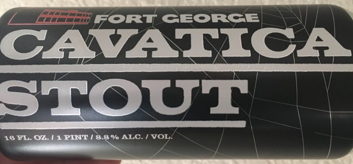 Fort George Brewing | Cavatica Stout