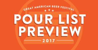 GABF 2017 Pour List Preview