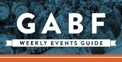 GABF Events Guide 2014