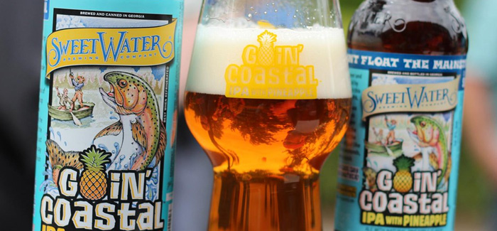 Goin' Coastal | SweetWater Brewing Company
