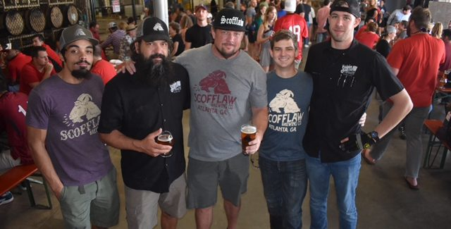 Scofflaw Brewing's One Year Anniversary Pour List Preview