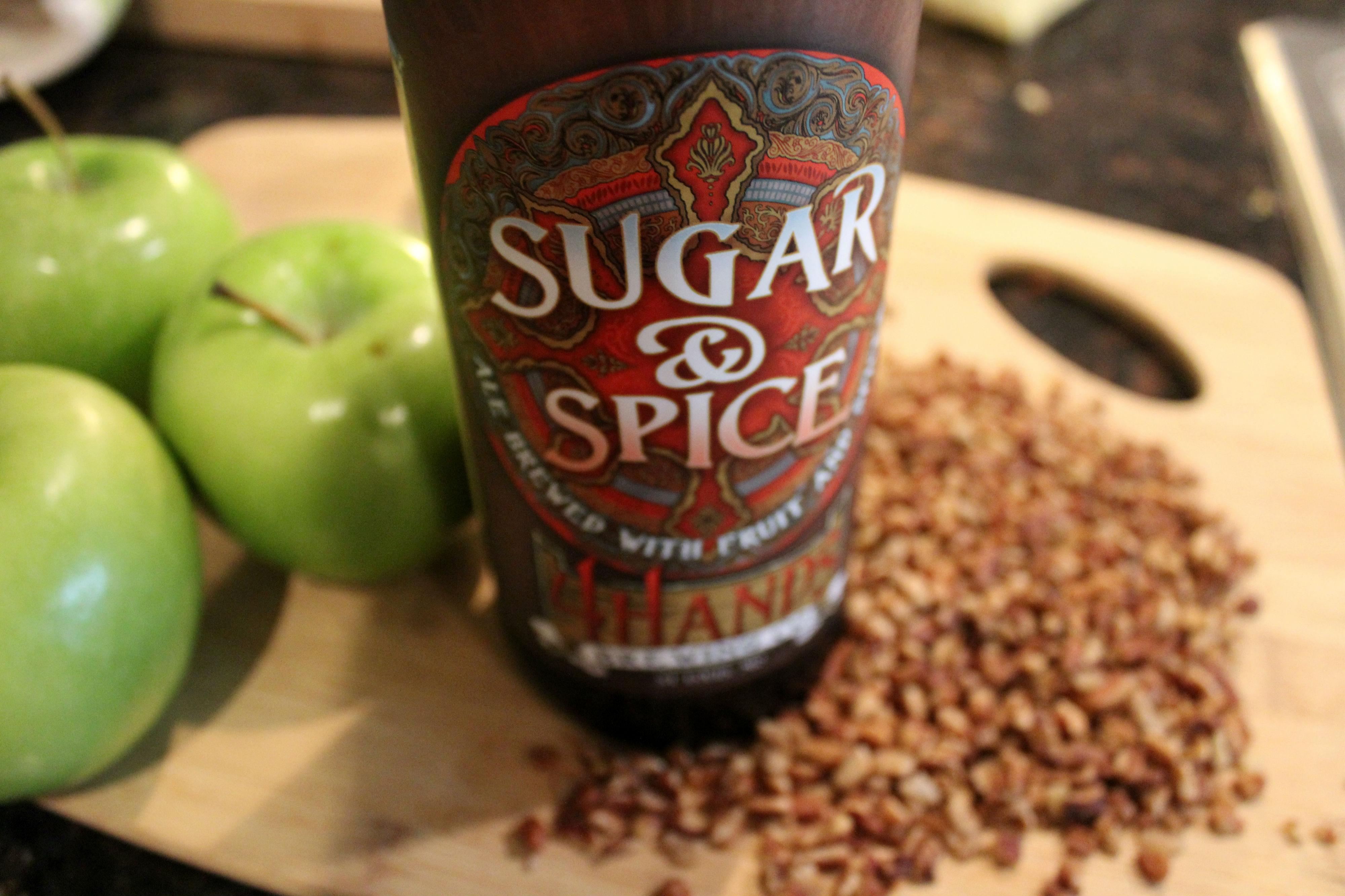 Cooking with Beer Apple Cinnamon Pretzels