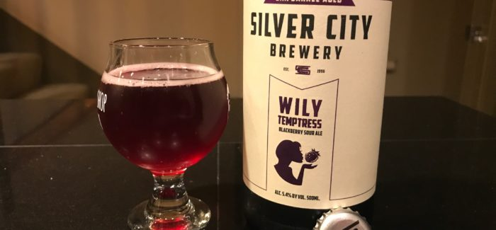 Silver City Brewery   Wily Temptress