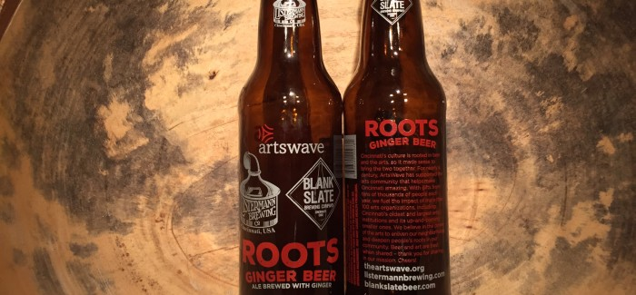 Listermann Brewing Company | Roots Ginger Beer