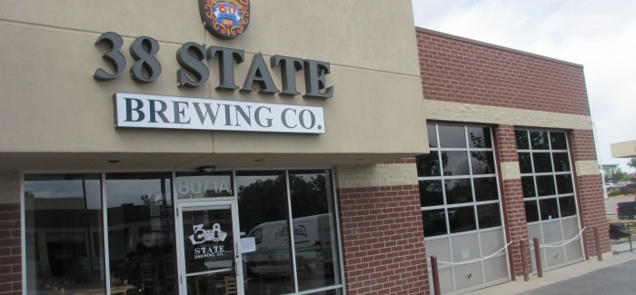 38 State Brewing | Littleton, CO