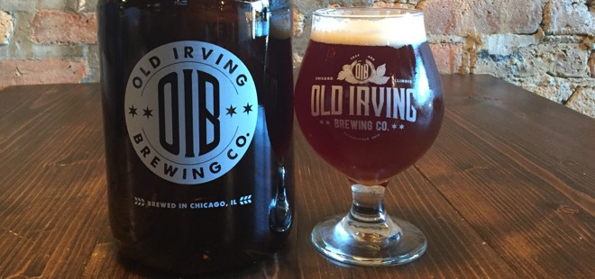 Old Irving Brewing | Rat Pack