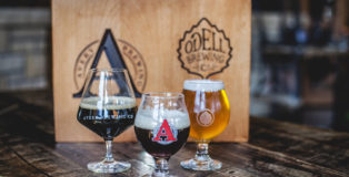 Avery and Odell Effin' Teamwork Stout Takes GABF Collaboration to the Next Level