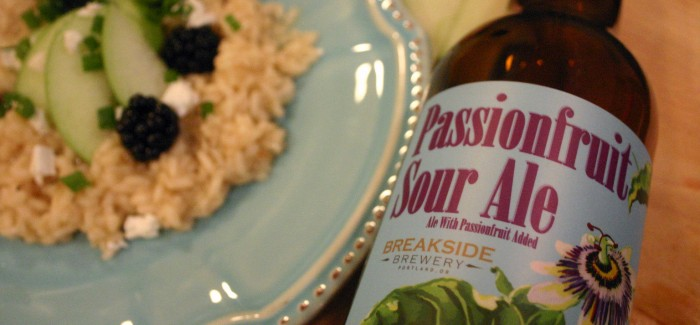 Cooking with Beer Passionate Risotto