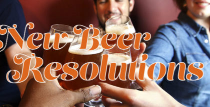 New Beers Resolutions New Years Resolutions