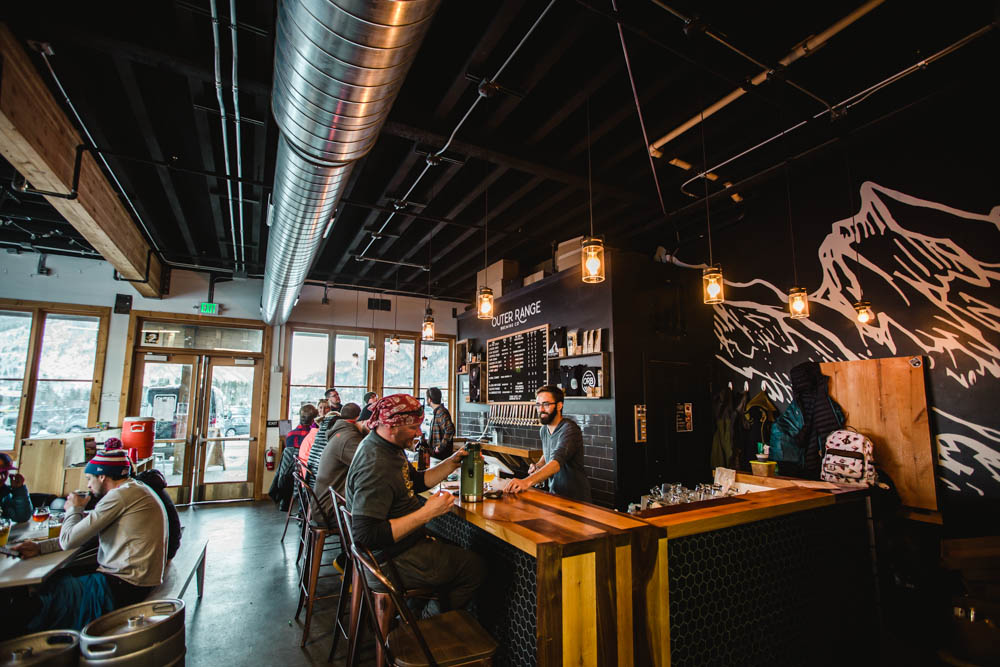 Outer Range Brewing by Holly Gerard, Aperture of Ales