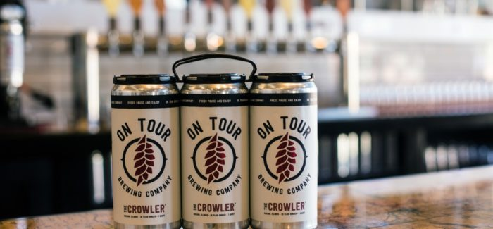 On Tour Brewing Wins Big at 2017 Great American Beer Festival