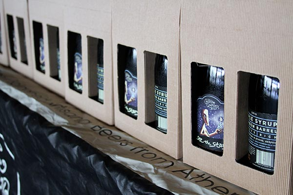 Packaged bottles of See The Stars 2 by 2