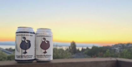 Counterbalance Brewing Company Raconteur Rye Pale Ale