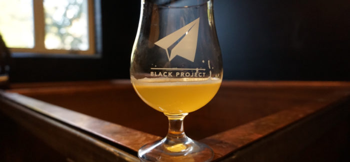 Black Project Roswell Apricot