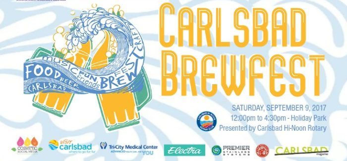 Carlsbad Brewfest | San Diego Area Craft Beer Festival, Sept 9