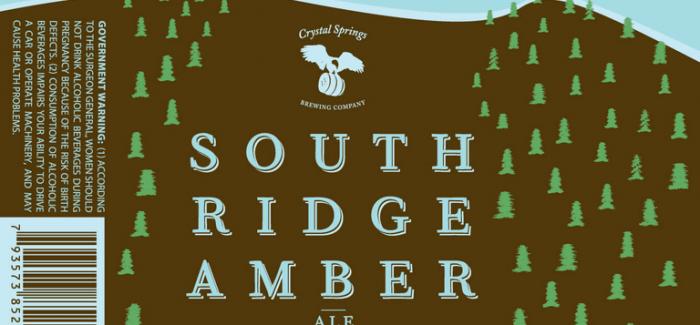 Crystal Springs – South Ridge Amber