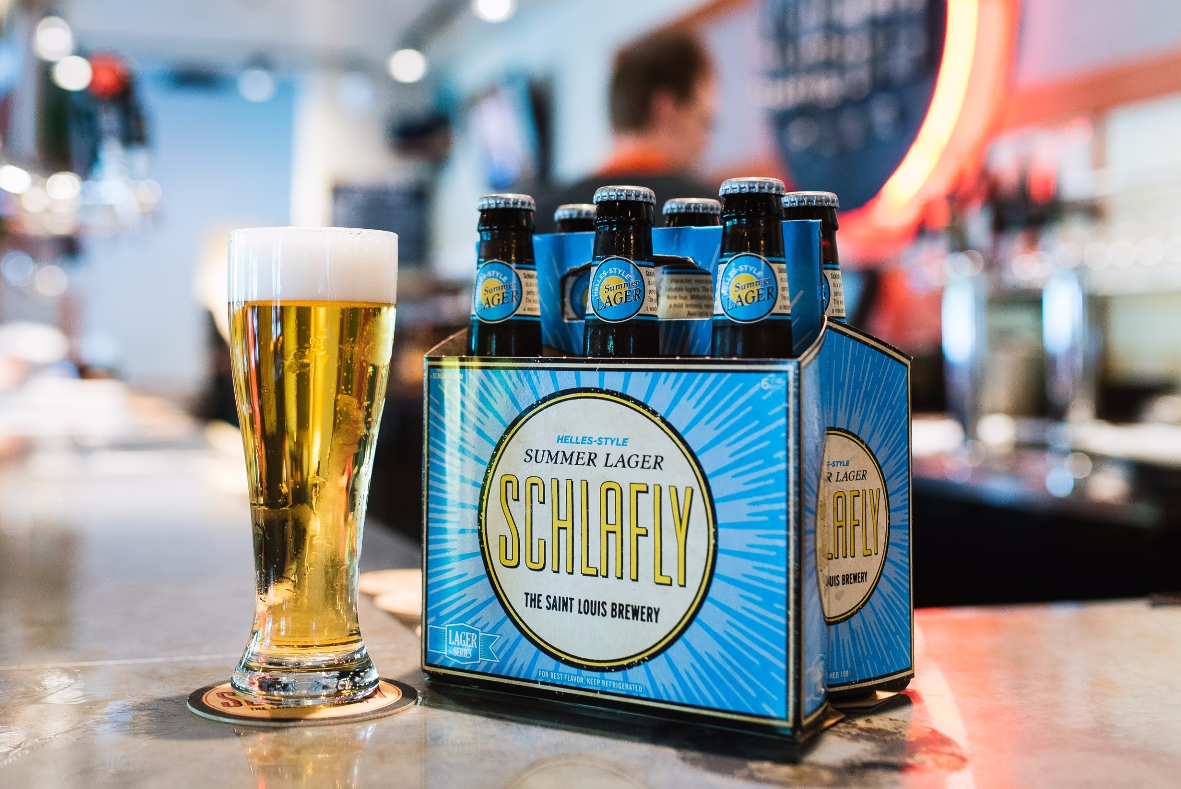 Schlafly Lager