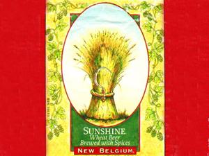 Sunshine Wheat New Belgium Brewing