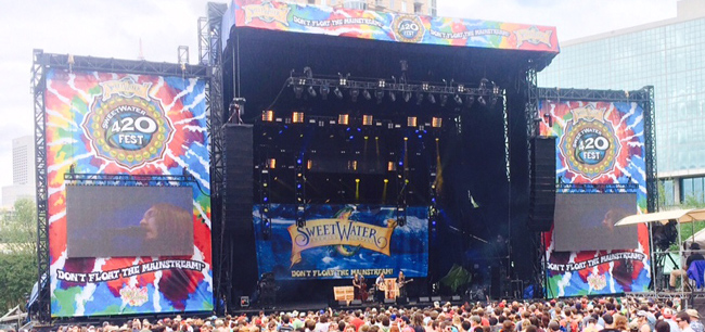 SweetWater 420 Fest | 7 Reasons Rain Couldn't Stop This Party