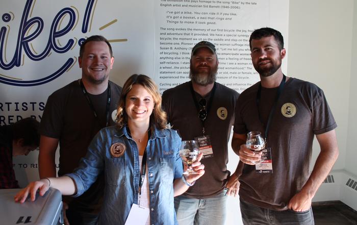 Adelbert's Brewing (photo courtesy of Cory Pelc)