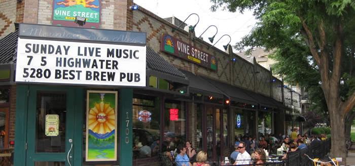 Vine Street Pub